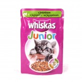 WHISKAS SOSIĆI 100gr JUNIOR